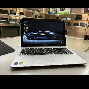 asus x55v в Кыргызстан: Ноутбук Asus x555 в коробке с документами• процессор core i7/4 4510u