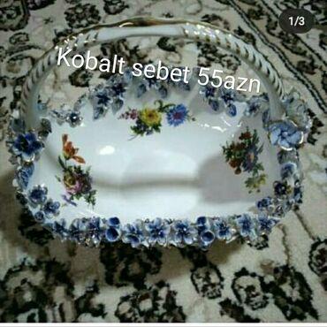 Oriqinal kobalt səbət