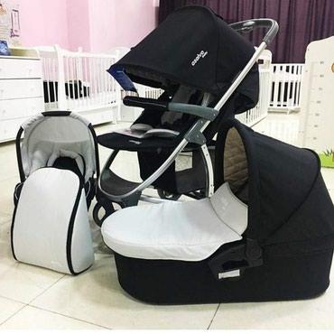 Коляска Asalvo Baby 3в1 в Бишкек