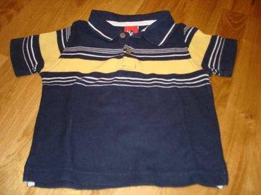 Majica sa kragnicom za decake teget broj 2 - Belgrade