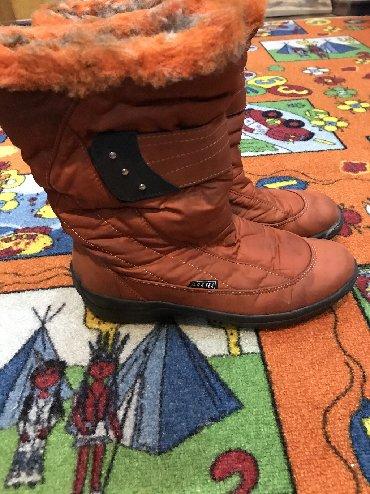 сапоги зимние размер 38 в Кыргызстан: Женские сапоги 38