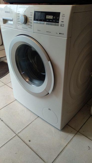 Bakı şəhərində Öndən Avtomat Washing Machine Siemens 7 kq.- şəkil 3
