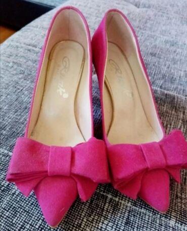 Personalni proizvodi | Nova Pazova: Ženska cipele br 37 visina štikle 7 obuvene jedan put u odličnom stanj