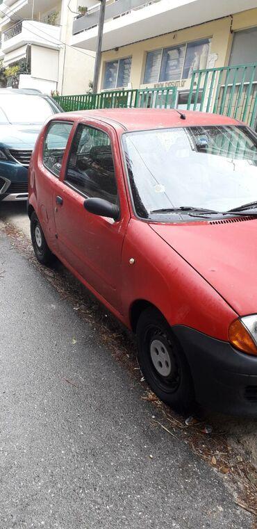 Fiat Seicento 0.9 l. 1999 | 220000 km