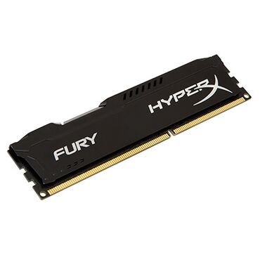aliram - Azərbaycan: Kingston HyperX Fury 4GB x2 DDR3 [1066. 1333. 1600 mhz] [Black