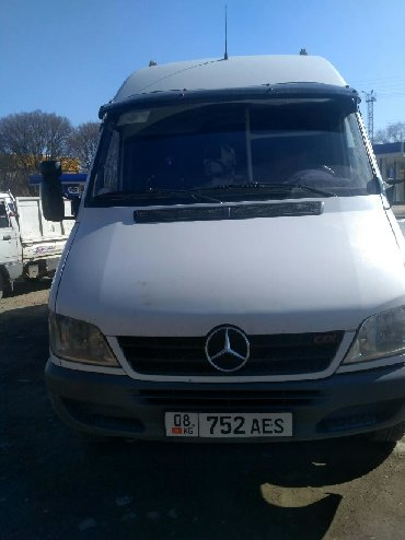 Mercedes-Benz Sprinter 2.2 л. 2005 | 20000 км