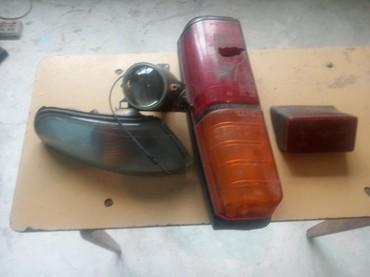 сто японских авто в Кыргызстан: Фара поворотка лампа-фара с японских авто.фонарь с тойты терцел есть п