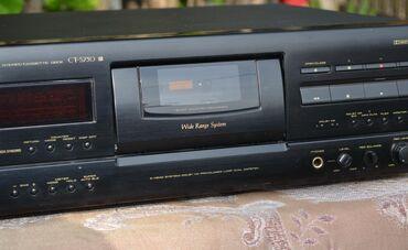 музыкальные центры в Кыргызстан: Продаю кассетную деку Pioneer