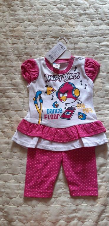 Новый детский костюм,туничка со в Бишкек
