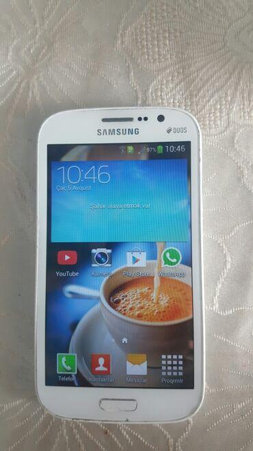 Galaxy grand - Azərbaycan: İşlənmiş Samsung Galaxy Grand Neo 8 GB ağ