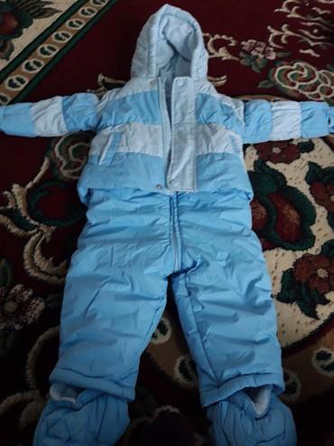 Верхняя одежда в Каракол: Детский комбинезон,в отличном состоянии,одевали пару раз,покупали в