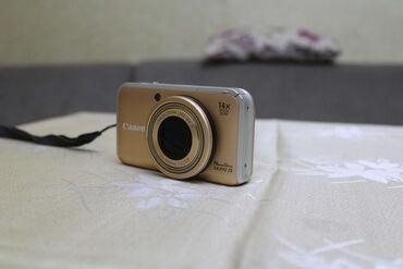Fotoaparatlar - Bakı: Fotoaparat Canon PowerShot SX210ISAilə üçün ideal fotokameradır