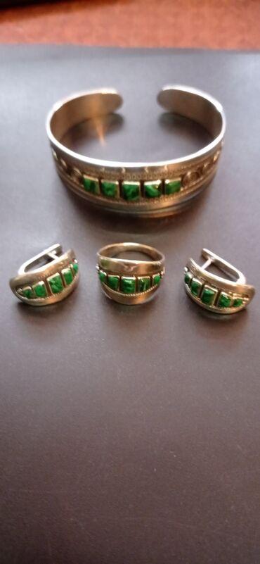 Комплект с браслетом