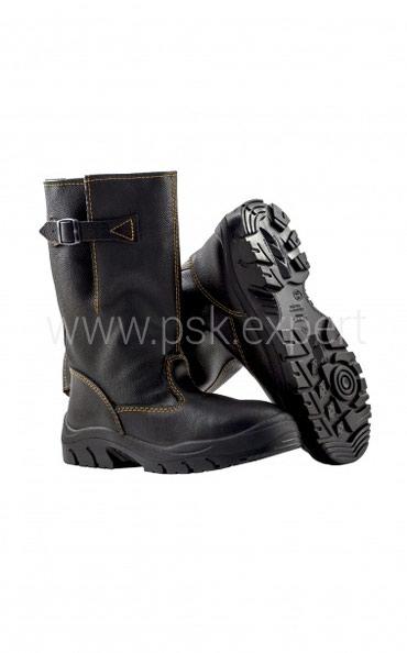 сапоги мужские в Кыргызстан: Сапоги Практик (рабочая обувь)Модель универсального применения