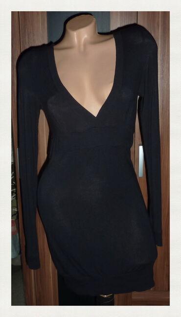Uska haljina - Srbija: VERO MODA CRNA USKA HALJINA VEL 36ramena 35cmpazuh 37cmsirina ispod