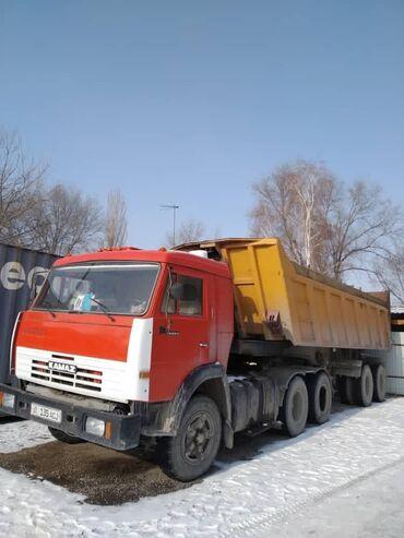 купить камаз самосвал бу в Кыргызстан: Камаз 5410 Тонар 1990г Вал стандарт! Мотор после капиталки всё