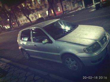 продаю поло малолитражку . год выпуска 2001. свет серый. объем 1,4. се в Бишкек