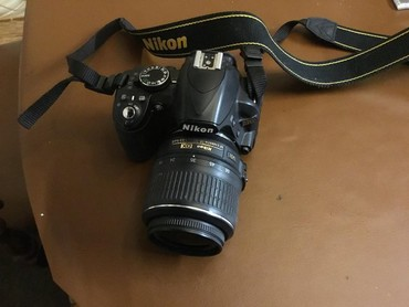 Nikon 3100 markasi  в Bakı