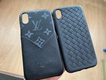 Чехлы для Iphone Xr, 100 сом за шт