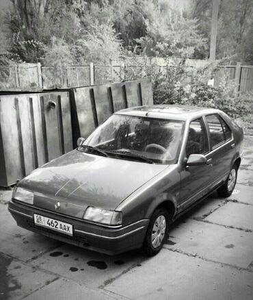 Renault - Кыргызстан: Renault 19 1.4 л. 1989