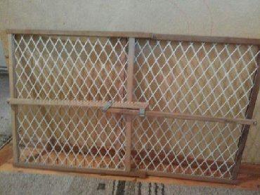 345 объявлений: Продаю защитные ворота для детей. Можно устанавливать на лестнице. Либ