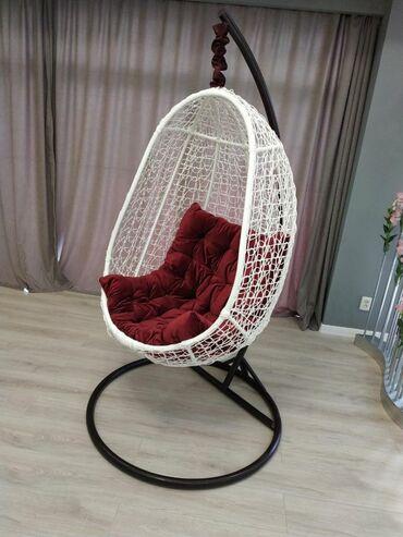 с искусственным в Кыргызстан: Качели, качеля, подвесное кресло из искусственного ротанга. В наличии