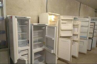 Электроника - Мыкан: Б/у холодильник