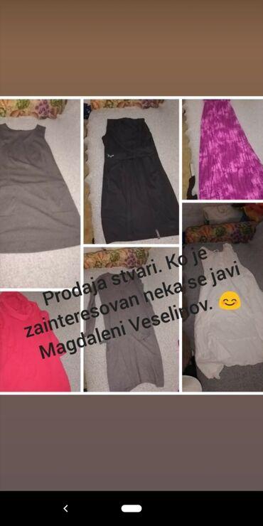 Haljine | Novi Banovci: Prodajem haljine ko je zainteresovan nek mi se javi