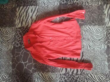 Рубашка крассная. состояние отличное,бренд MEXX 44p