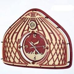 кровля бишкек в Кыргызстан: Часы,Подарочные часы, Юрта Юрта - это древние солнечные часы.  Отсч