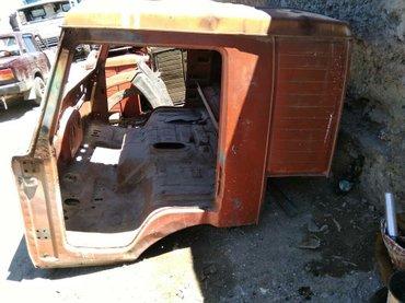 Срочно продаю кабину на КамАЗ со спальником в Бостери
