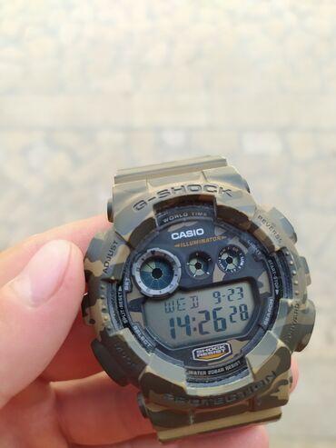 Камуфляжные Наручные часы Casio