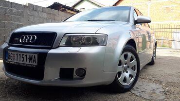 Audi | Srbija: Audi A4 1.9 l. 2002 | 250000 km