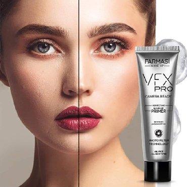 Puderi - Srbija: Kad naneseš puder bez prajmera (leva strana lica) Desna strana lica-