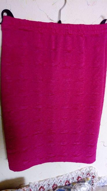 Nova suknja sa elastinom..struk 81,duz..55cm.. - Kraljevo