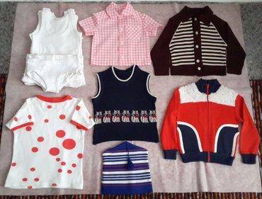 Детские вещи на возраст от 1-3 лет. в Бишкек