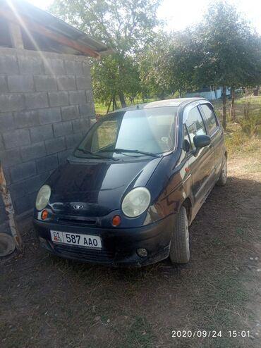 Транспорт - Базар-Коргон: Daewoo Matiz 0.8 л. 2003