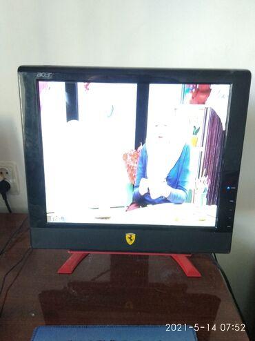 ТВ и видео - Кыргызстан: Продаю телевизор Acer Ferrari 20 дюймов. В хорошем рабочем состоянии