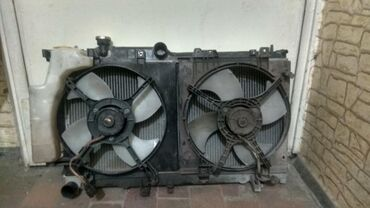 Продам радиатор на субару легаси б5 в сборе