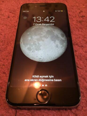 телефон флай ff246 в Азербайджан: Новый iPhone 6 16 ГБ Черный