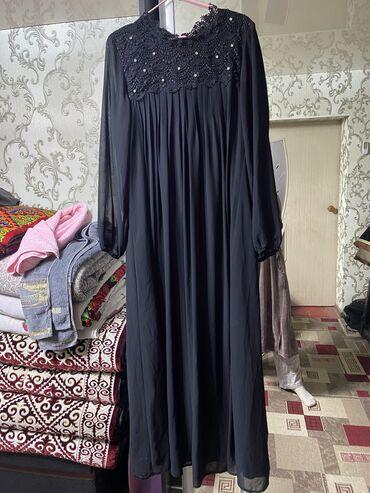 платья вечерние in Кыргызстан | МАТЕРИНСКИЕ ПЛАТЫ: Платье вечернее,можно сёстрам в хиджабе  Одета только 1 раз