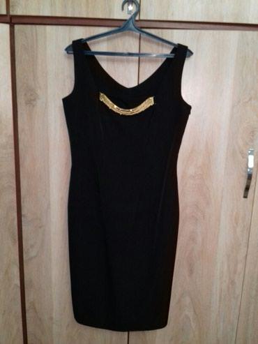 Черное классическое платье, можно в в Бишкек