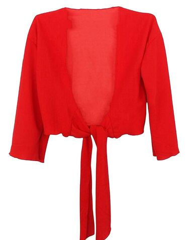 термо одежда бишкек в Кыргызстан: Одежда-Болеро,размер 48-50 шефон