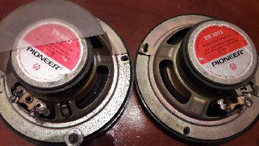 Auto oprema - Nis: PIONIR zvučnizi za auto TS-1011 prečnik 13 cm
