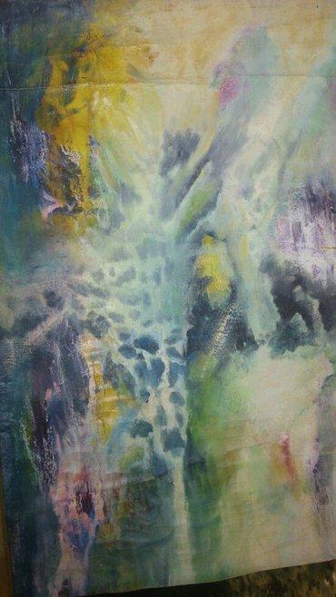 Картина холст/масло,размер 60х70, 0700491416, 0554491416, 0777491416 в Бишкек