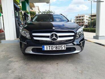 Mercedes-Benz GLA-class 1.5 l. 2017 | 44900 km