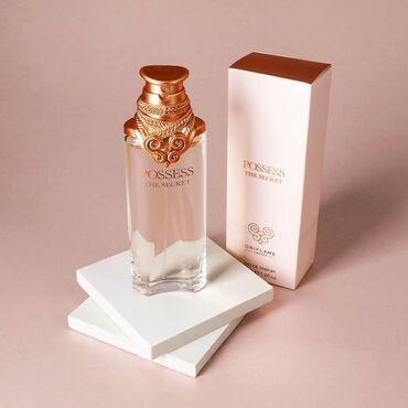 Ətriyyat Xırdalanda: Possess The Secret hamının sevimlisi olan parfüm suyu. Qalıcılığı və
