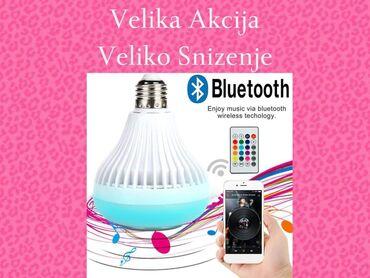Sijalice - Beograd: VELIKA AKCIJA-VELIKO SNIŽENJEPETAK SUBOTA NEDELJALED Bluetooth Muzička