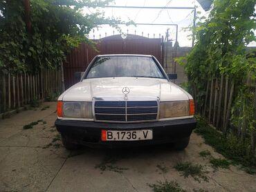 Транспорт - Шевченко: Mercedes-Benz 190 1.9 л. 1985