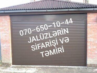 Darvazalar iwmiw - Azərbaycan: Avtomatik qaraj qapilari, jaluz qapilar, darvazalar